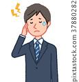 headache, In, Pain 37880282