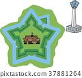 고료 카쿠 공원 37881264