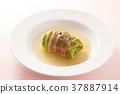 捲心菜牛肉捲 食物 食品 37887914