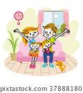家庭 家族 家人 37888180
