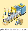 robotic production line 37890755