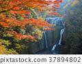 风景 袋田瀑布 瀑布 37894802