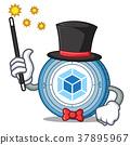 magician, Webpack, mascot 37895967