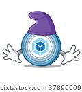 Elf webpack coin character cartoon 37896009
