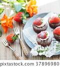蛋糕 巧克力蛋糕 草莓蛋糕 37896980