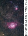 성운, 밤하늘, 별 37900803