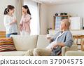 父母和小孩 親子 生活方式 37904575