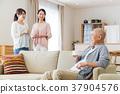 父母和小孩 親子 生活方式 37904576