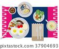 荷包蛋 蛋 雞蛋準備的實物 37904693