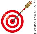 目標 符號 箭 37905067