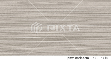 Vibrant detailed wood surface closeup material texture background, top view (seamless connection, high resolution 3D CG rendering ∕ coloring illustration) 37906410