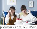 烘焙甜點 蛋糕 朋友 37908545