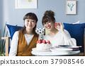 烘焙甜點 蛋糕 朋友 37908546