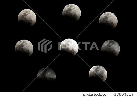 Lunar Eclipse on Januanry 31, 2018 37908615