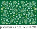 矢量 圖案 植物 37908794
