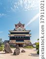 清洲城 城堡塔樓 天守閣 37911021