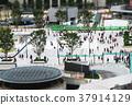 tokyo station, marunouchi central gate, marunouchi gate 37914129