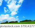 arakawa, bank, blue sky 37914377