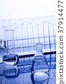 Test tubes in laboratory 37914477