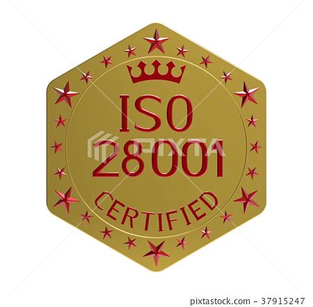 ISO 28001 standard 37915247