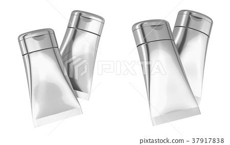 3D render facial cleanser mockup 37917838