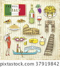 travel concept of Italy 37919842