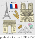 travel concept of France 37919857