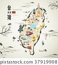 Taiwan travel map 37919908