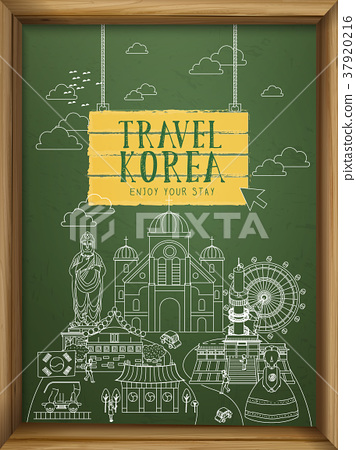 South Korea travel collections 37920216