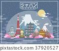 lovely Japan travel poster 37920527