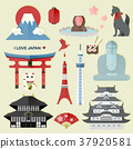 exquisite Japan travel collections set 37920581