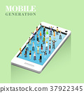 mobile generation concept 37922345