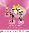 music band concept 37922346