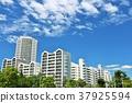 藍天 城市風光 城市景觀 37925594