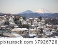 ภูเขาฟูจิ,ภูเขาไฟฟูจิ,ฤดูหนาว 37926728