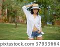 garden, summer, sunny 37933664