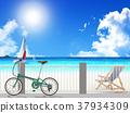 바다, 리조트, 여름 이미지 37934309