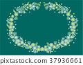 矢量 圖案 植物 37936661