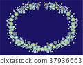 矢量 圖案 植物 37936663