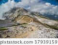 白马岳 考察路线 云彩 37939159