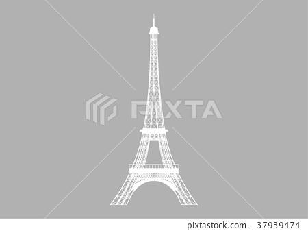 Eiffel Tower 37939474