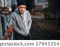 male, street, robber 37943354
