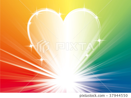 Valentine heart image | Radical background | Big Bang