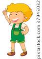 little, student, boy 37945032