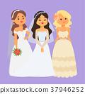 新娘 婚禮 性格 37946252