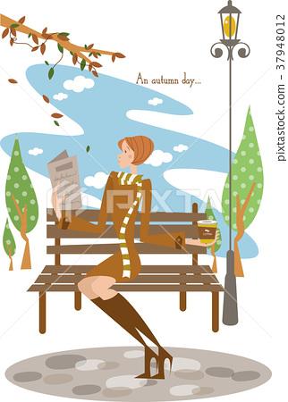 Autumn day 37948012