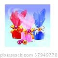 일러스트, 사탕, 선물 37949778