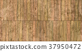Vibrant detailed wood surface closeup material texture background, top view (seamless connection, high resolution 3D CG rendering ∕ coloring illustration) 37950472
