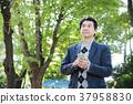 남성 미들 라이프 스타일 캐주얼 37958830