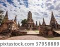 태국, 타이, 아유타야 37958889